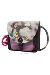 Cartera de Mujer SANTORO GORJUSS THE DREAMER-1HEBI Lila
