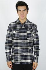 Camisa de Hombre Dunkelvolk PARAYAN Negro