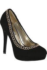 Calzado de Mujer Platanitos CP 4134 Negro