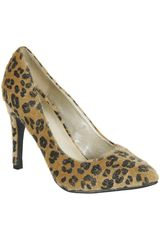 Calzado de Mujer Platanitos C 32331 Leopardo