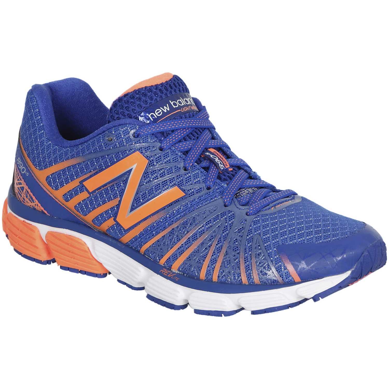 Zapatilla de Hombre New Balance Azul m890bo5