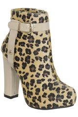Botín de Mujer DBDK FASHION BTP SALIKI2 Leopardo