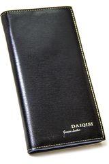 Platanitos Negro de Hombre modelo LM1610 Billeteras Hombre
