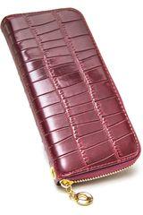 Billetera de Mujer Platanitos LM1624 Rojo