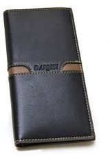 Platanitos Negro de Hombre modelo LM1613 Billeteras Hombre