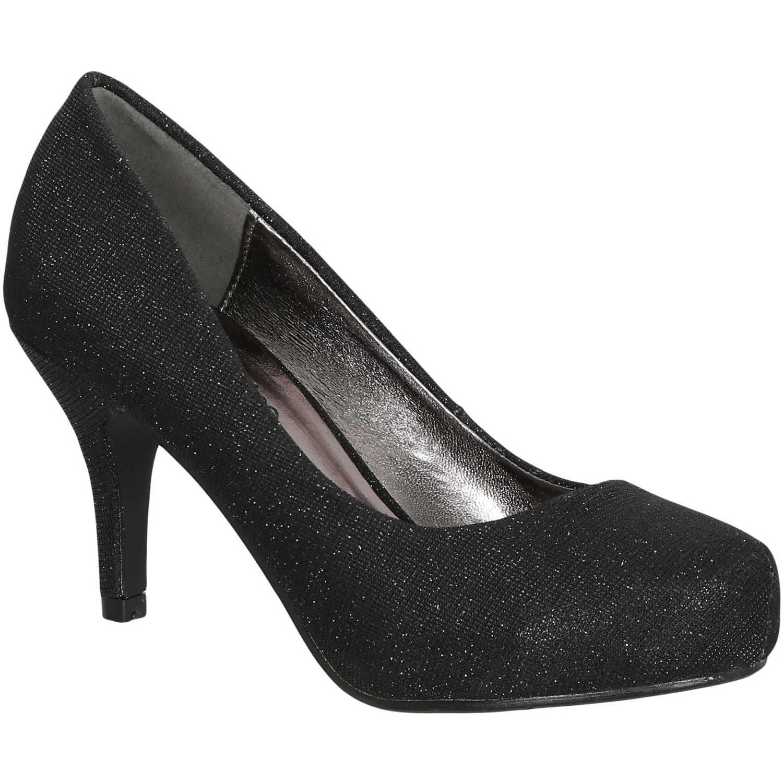 Calzado Negro Fiesta de Platanitos fp 301 Mujer rqBrwfT