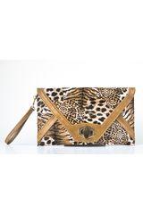 Platanitos Leopardo de Mujer modelo TH-82836 Vestir Carteras