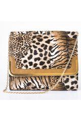 Platanitos Leopardo de Mujer modelo TH-82848 Vestir Carteras