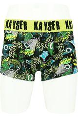 Kayser Verde de Niño modelo 94.45 Boxers Niños Ropa Interior Y Pijamas Hombre Ropa