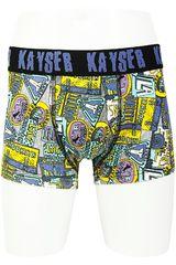 Kayser Morado de Niño modelo 94.46 Boxers Ropa Interior Y Pijamas Lencería