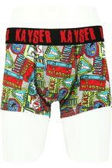 Kayser Rojo de Niño modelo 94.46 Boxers Niños Ropa Interior Y Pijamas Hombre Ropa