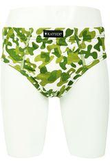 Kayser Verde de Niño modelo 97.05 Lencería Pantuflas Ropa Interior Y Pijamas