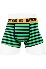 Kayser Verde de Hombre modelo 93.57 Ropa Interior Y Pijamas Ropa Hombre Boxers Calzoncillos