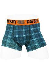 Kayser Azul de Hombre modelo 93.60 Ropa Interior Y Pijamas Calzoncillos Lencería Boxers