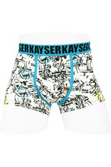 Kayser Negro de Hombre modelo 93.64 Calzoncillos Boxers Ropa Interior Y Pijamas Lencería