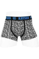 Boxer de Hombre Kayser 93.65 Gris