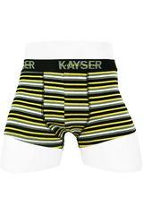 Kayser Negro de Hombre modelo 93.406 Boxers Calzoncillos Ropa Interior Y Pijamas Hombre Ropa