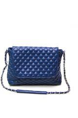 Platanitos Azul de Mujer modelo CFB54-1241 Carteras Casual
