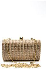 Platanitos Champagne de Mujer modelo 8989-27 Fiesta Carteras