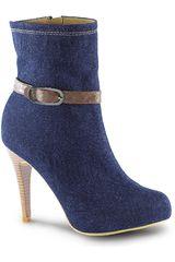 Bota de Mujer Activa Premium Collection BPT V001 Azul