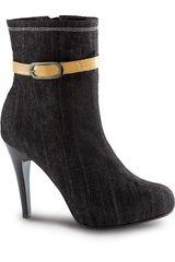 Calzados de Mujer Platanitos BPT V001 Negro