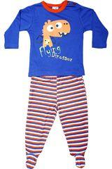 Pijama de Bebito Kayser 00.961 Azul