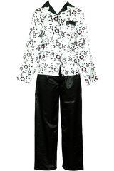 Pijama de Mujer Kayser60.1008 Negro