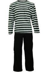 Pijama de Hombre Kayser 67.952 Gris
