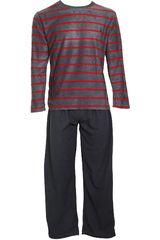 Pijama de Hombre Kayser 67.954 Gris
