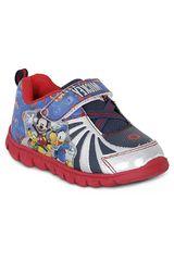 Zapatilla de Niño Mickey Mouse Q-1400559 Azul