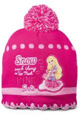 Barbie Fucsia de Niña modelo 1000206819 Gorros