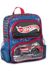 Mochila de Niño Hot Wheels 1000206864 Azul