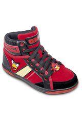 Zapatilla de Niño Angry Birds 2AG0200001 Rojo / Negro