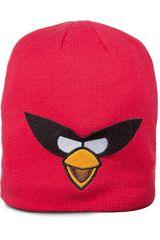 Gorro de Niño Angry Birds 1000206717 Rojo
