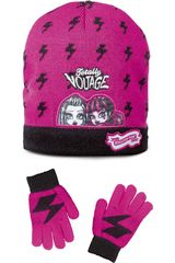 Pack de Niña Monster High 1000206828 Fucsia