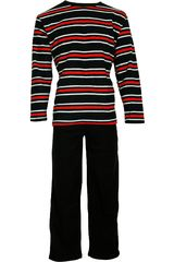 Pijama de Hombre Kayser 67.988 Negro
