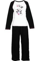Pijama de Mujer Kayser 60.1049 Negro