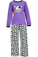 Pijama de Mujer Kayser 60.1052 Morado