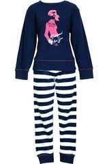 Pijama de Mujer Kayser 60.1046 Azul
