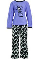 Pijama de Mujer Kayser 60.1047 BLUE