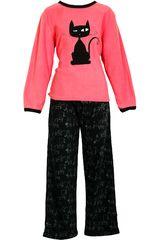 Pijama de Mujer Kayser 60.1051 Coral