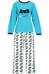 Pijama de Mujer Kayser 60.1051 Calipso