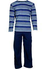 Pijama de Hombre Kayser 67.991 Azul