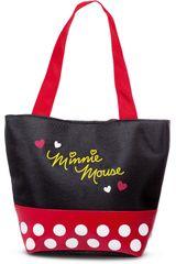 Cartera de Niña Minnie Mouse 1000206633 Negro / Rosado