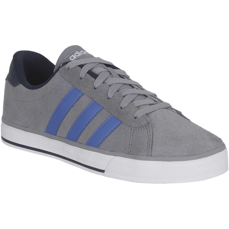 Adidas Neo Hombre Gris