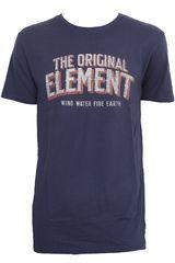 Ropa de Hombre Element PROGRESS Azul