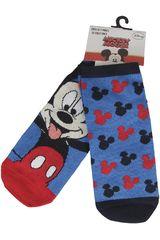 Calcetin de Niño Mickey Mouse MK-21 Varios