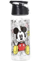 Tomatodo de  Mickey Mouse MMLY-K951 Negro
