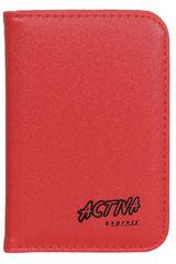 Agenda de  Activa Rojo RK-JZ930C-N