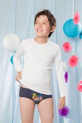 Camiseta de Niño Kayser 47.11 Blanco